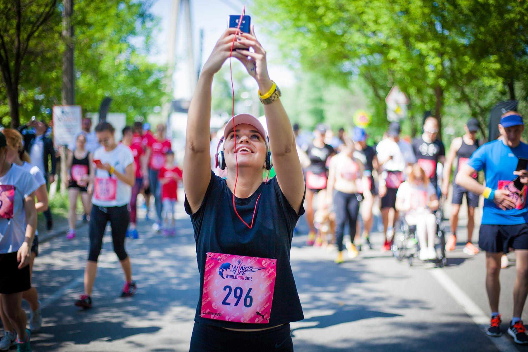 Масовий біг: мода на здоров'я
