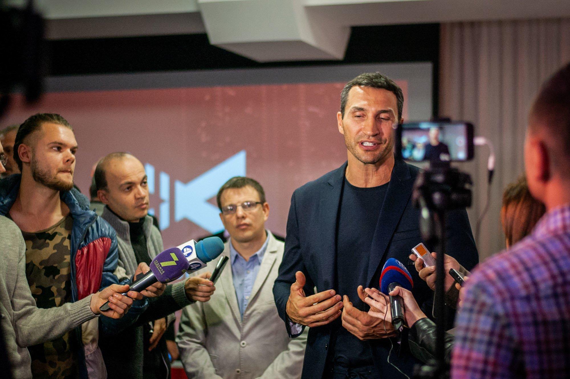 Mixsport.pro стартовал: в Киеве состоялась презентация нового спортивного ресурса