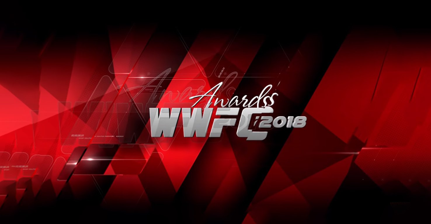 WWFC Awards 2018 - вечеринка со звездами украинского спорта и шоу-бизнеса