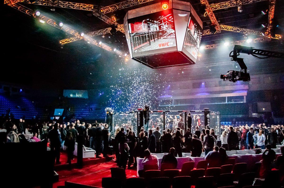 У Києві відбувся масштабний турнір зі змішаних єдиноборств WWFC 13: як це було