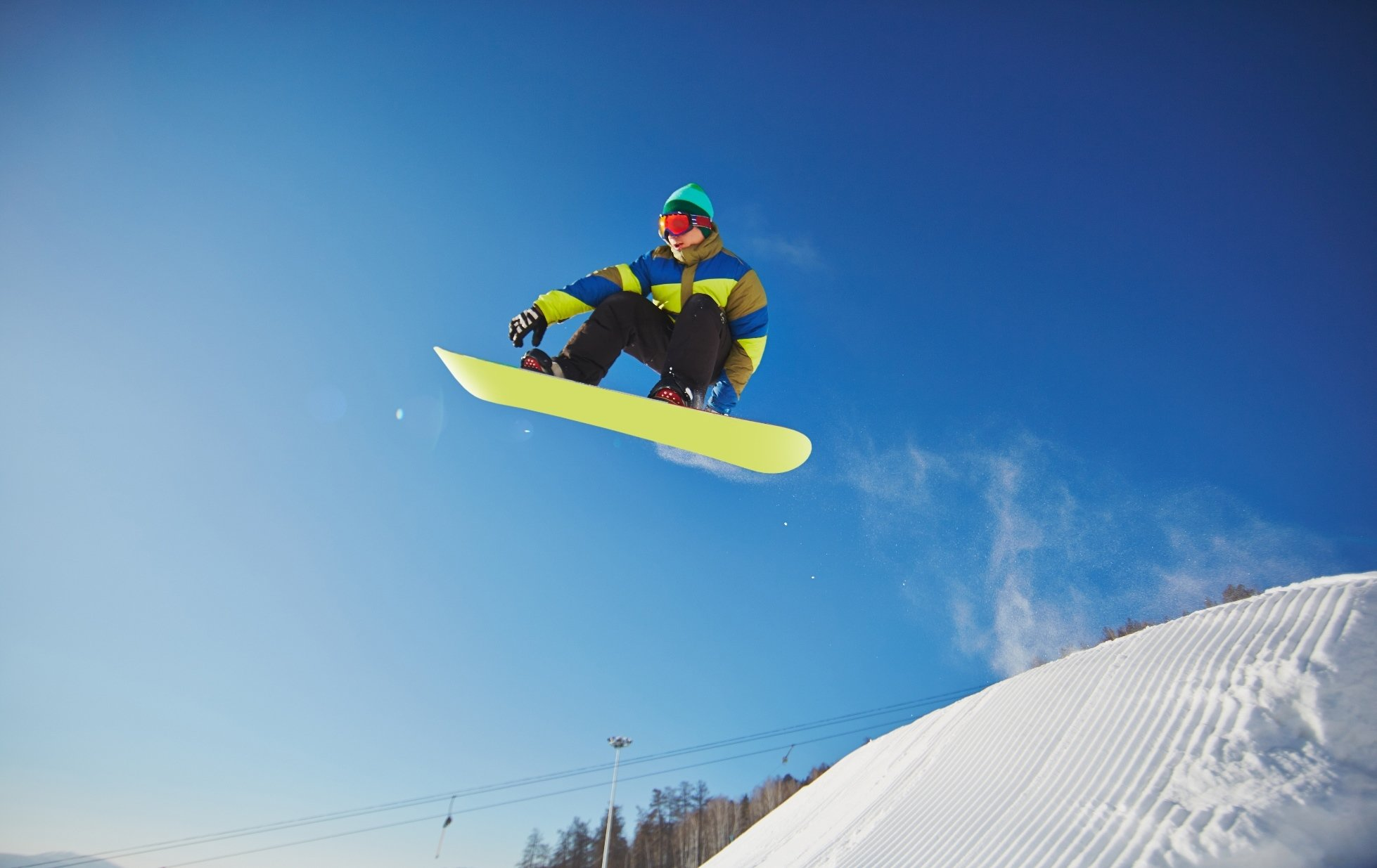 Top 6 places for skiing and snowboarding in Kyiv