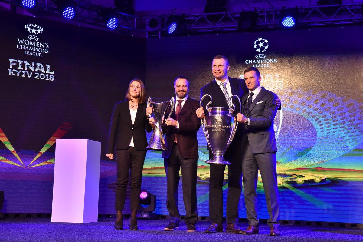 Як Київ у 2018 році приймав спортивні події світового рівня