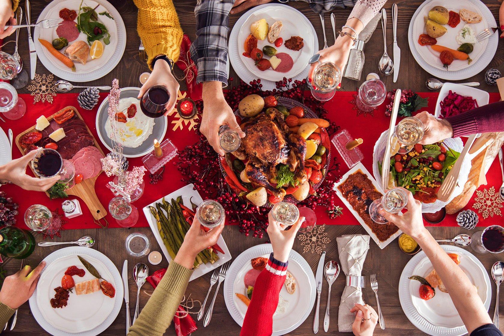 Як не переїсти у Новий рік: 6 лайфхаків