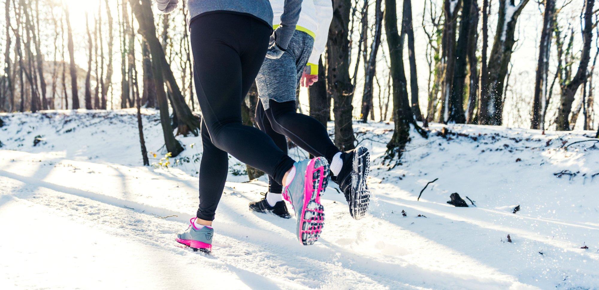 Как правильно и безопасно бегать зимой