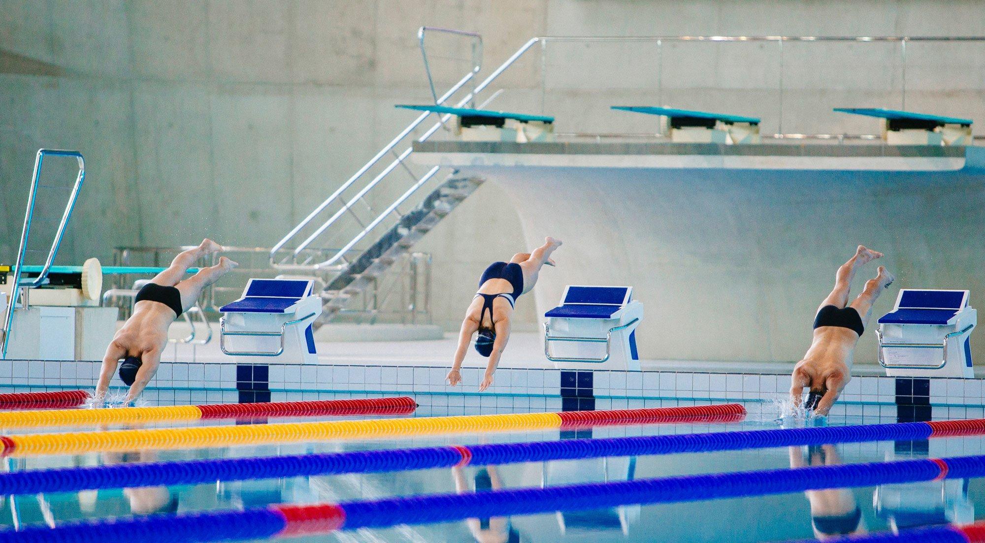 Вы готовы проплыть свой первый километр?