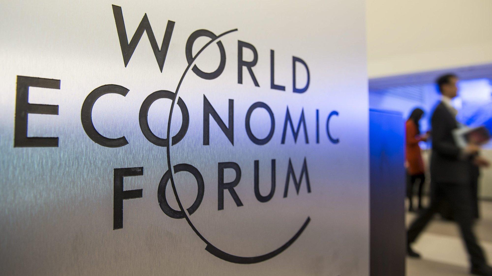 Владимир Кличко представил украинский спортивный портал Mixsport на Всемирном экономическом форуме