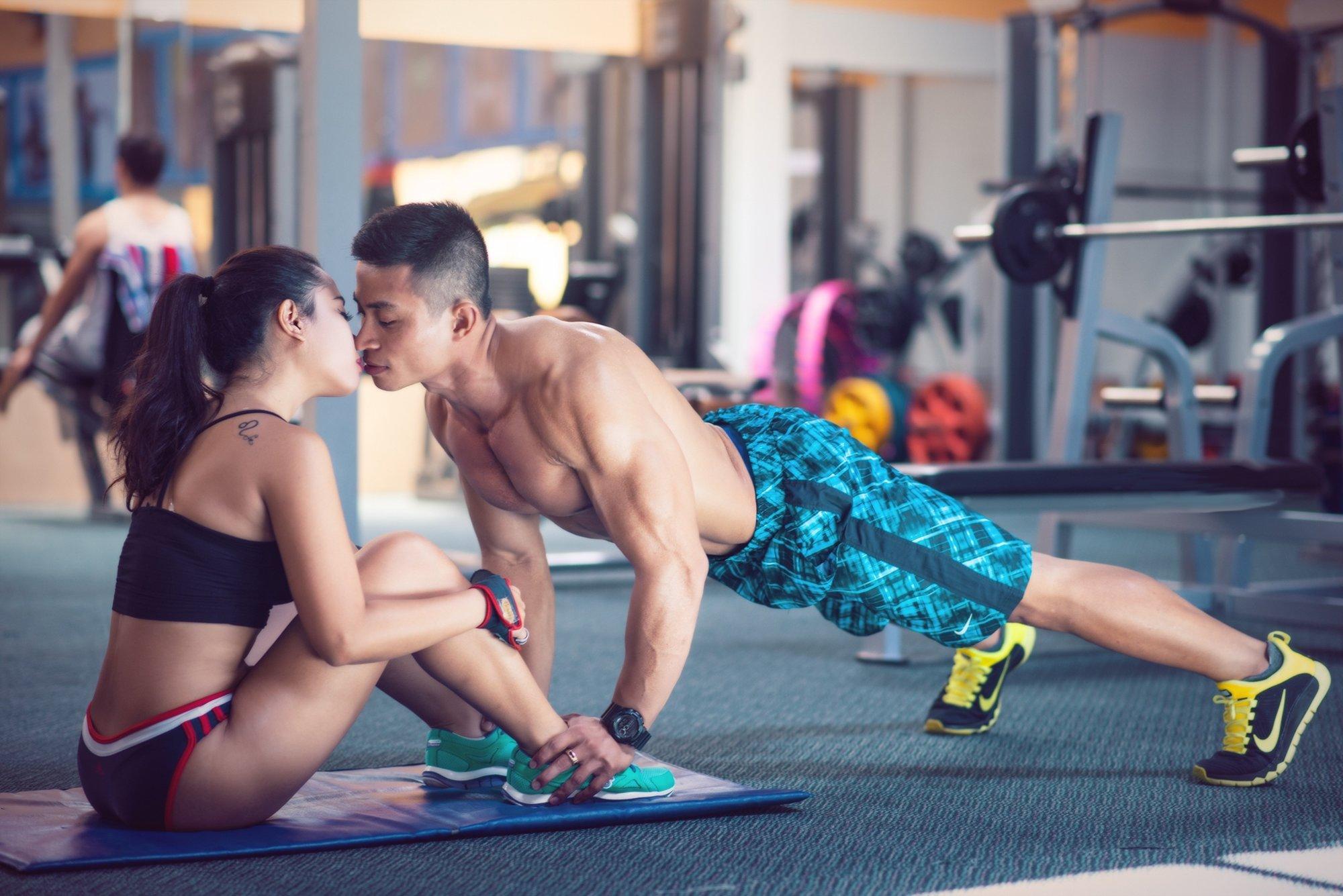 Як спільні заняття спортом допоможуть зміцнити стосунки