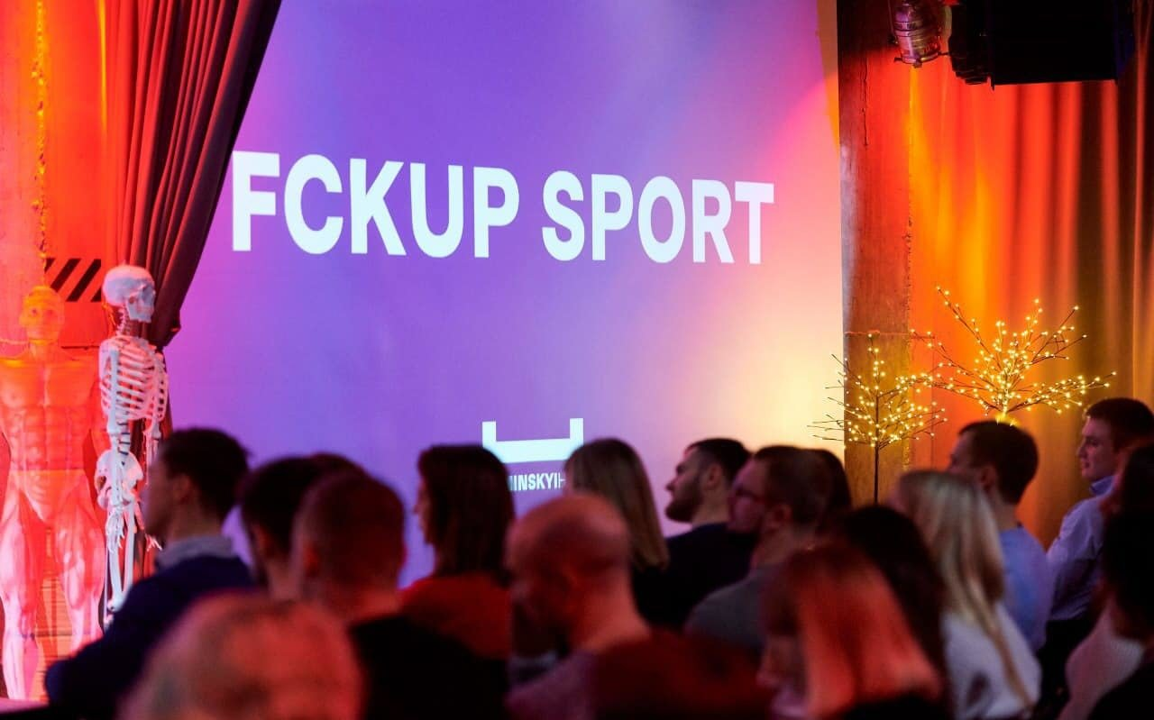 FKCUP SPORT: як професійні спортсмени і тренери вчилися у кращих лікарів країни