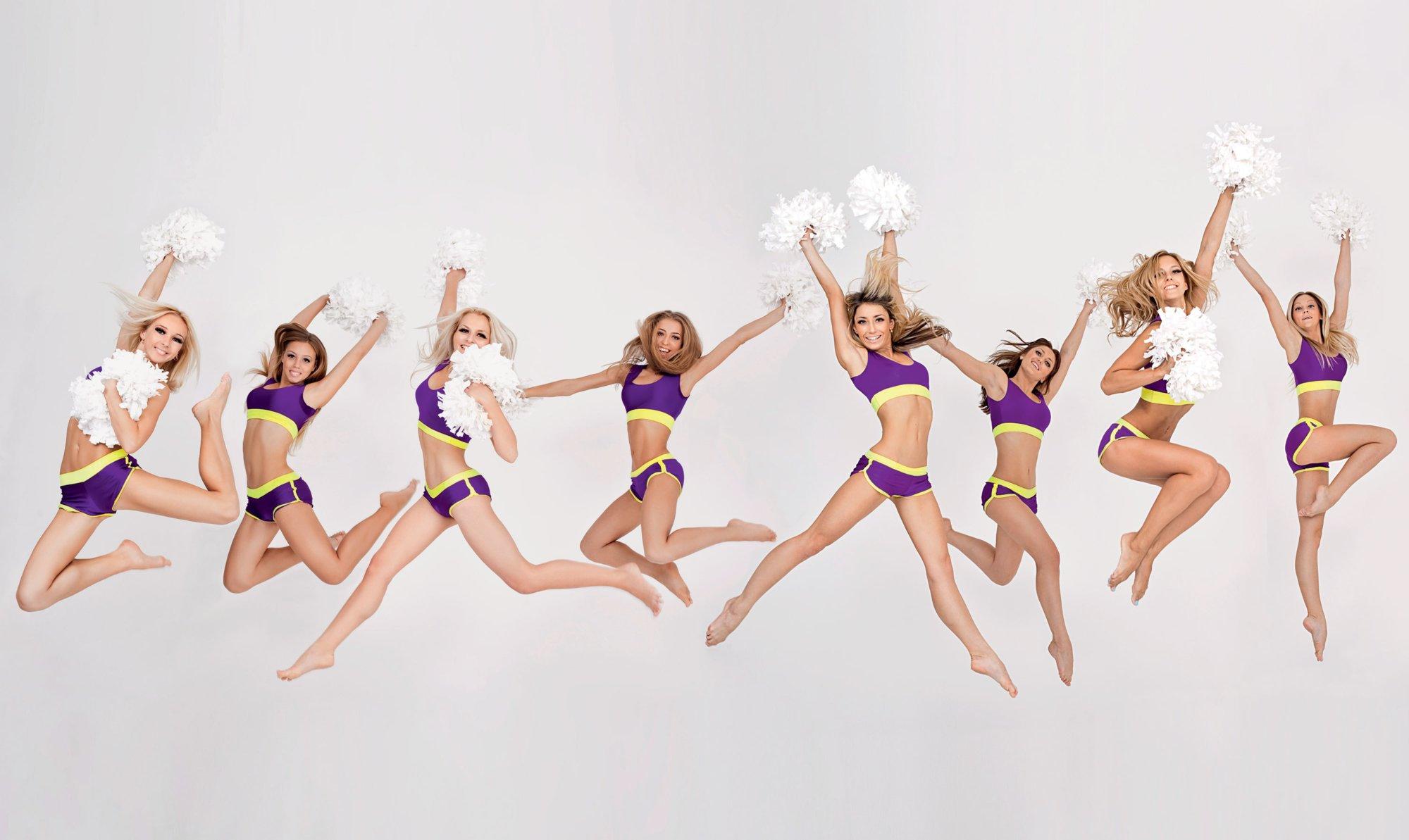 Cheer Weekend: яскраве шоу для тих, хто вміє вболівати за улюблену команду