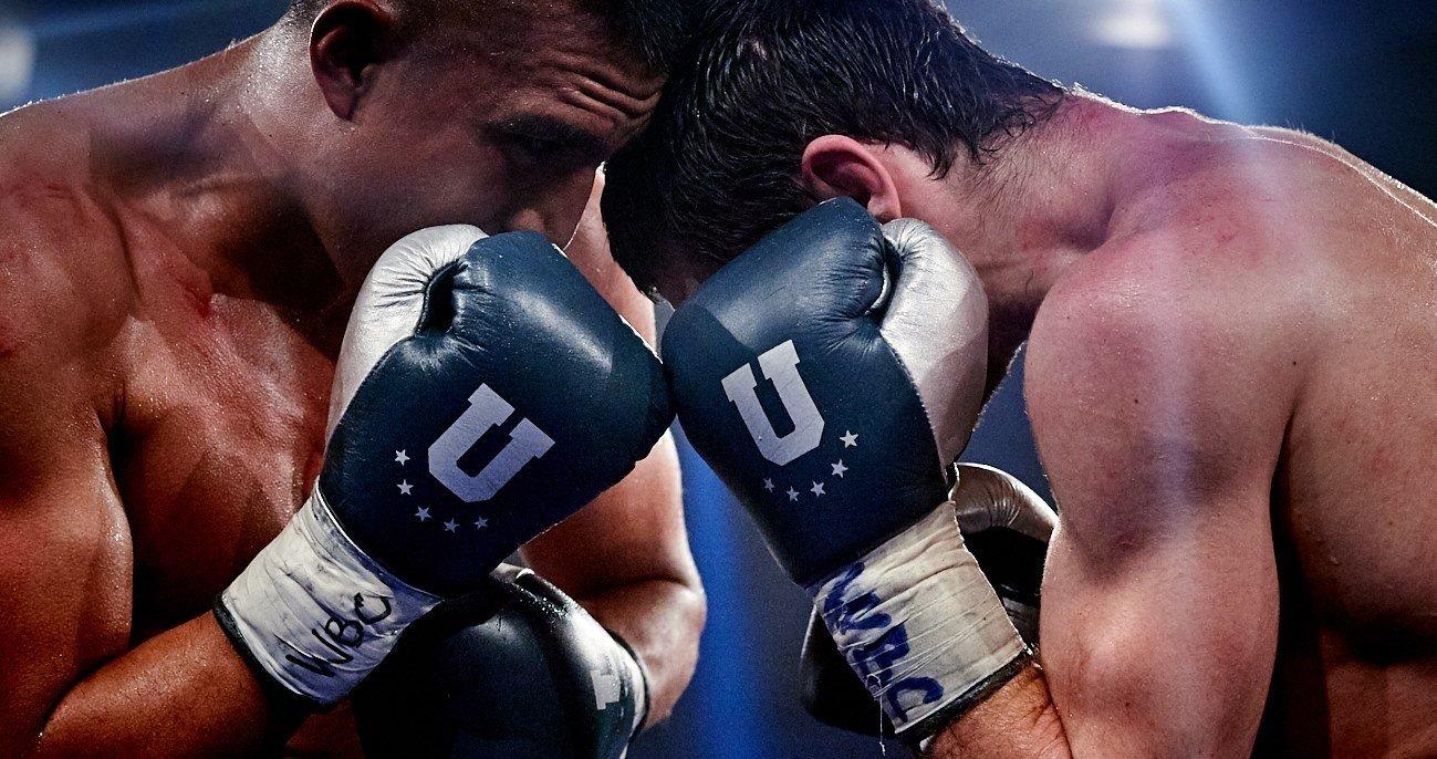 В Киеве состоялся вечер профессионального бокса: защита титула WBC и победы украинцев