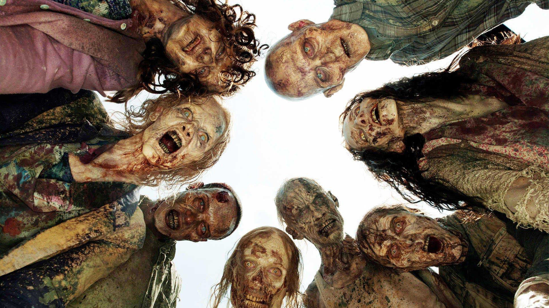 А ты сможешь убежать от зомби? Приходи на Z-Run и проверь