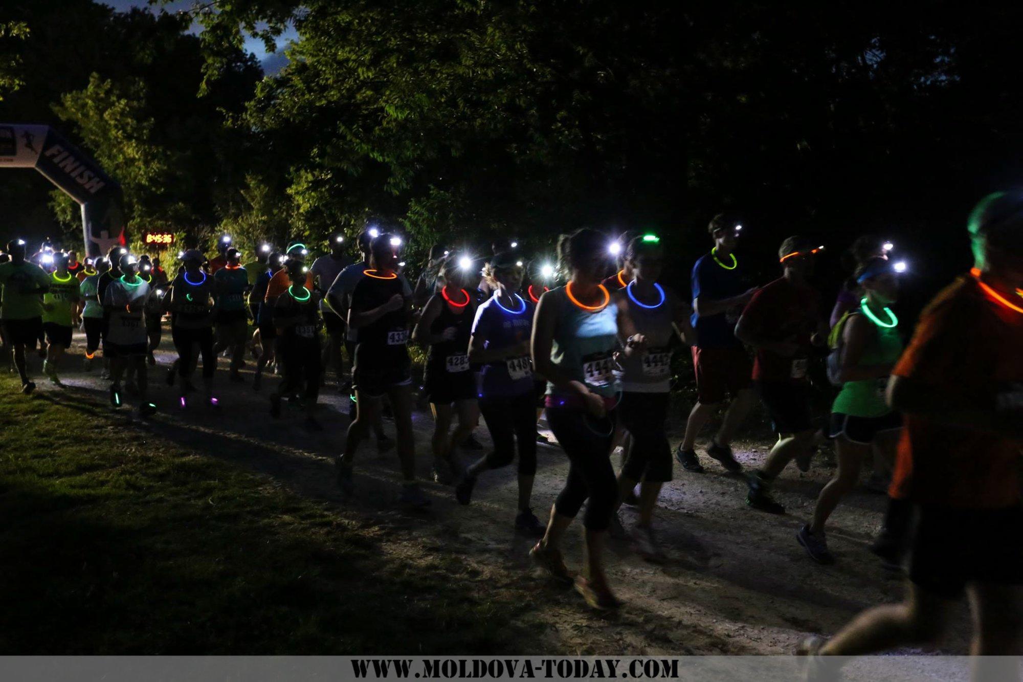 Ночной марафон-фест 2019: беги и встречай рассвет над Киевским морем
