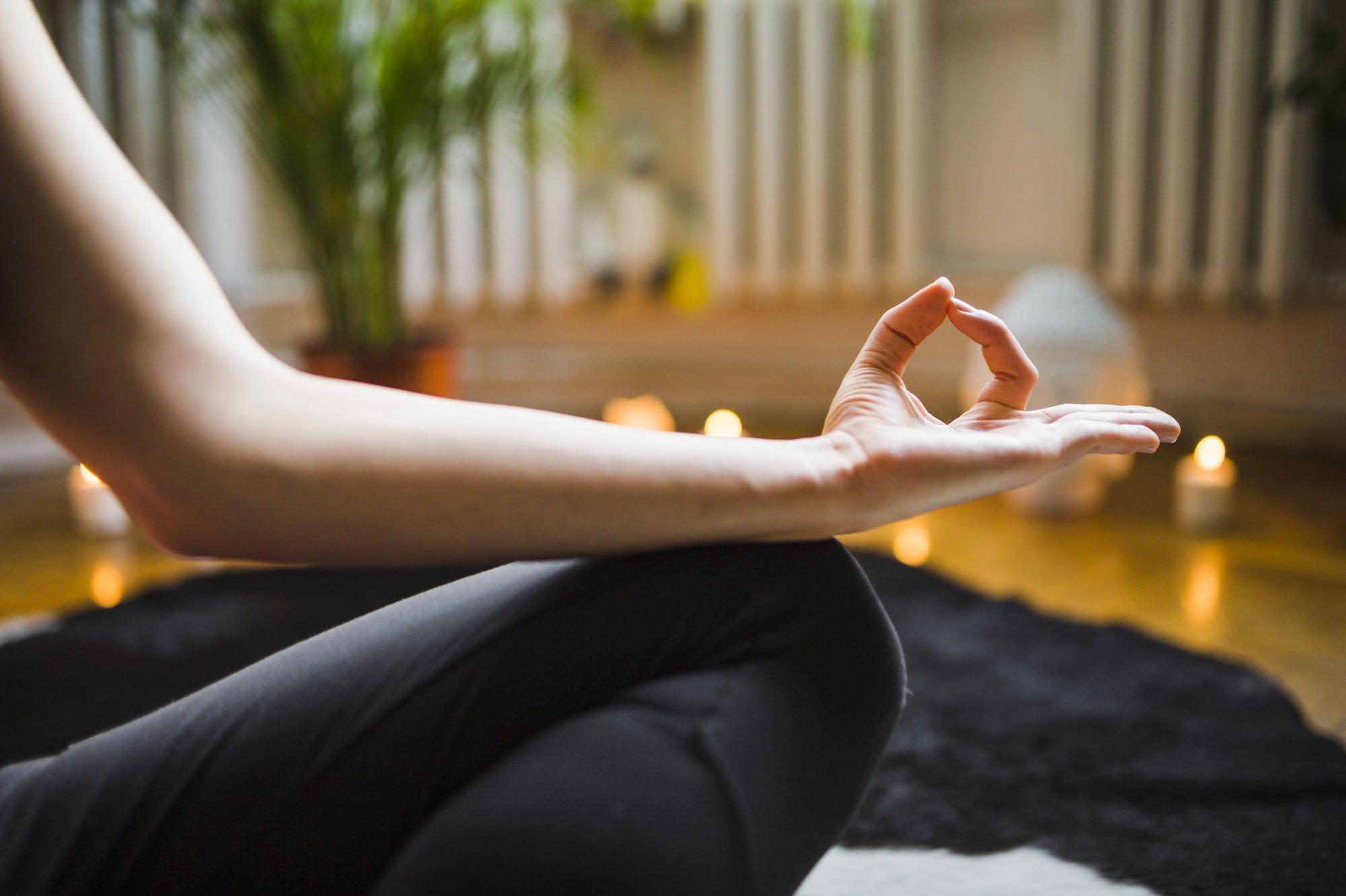 9 поз йоги, які зроблять ваш секс незабутнім