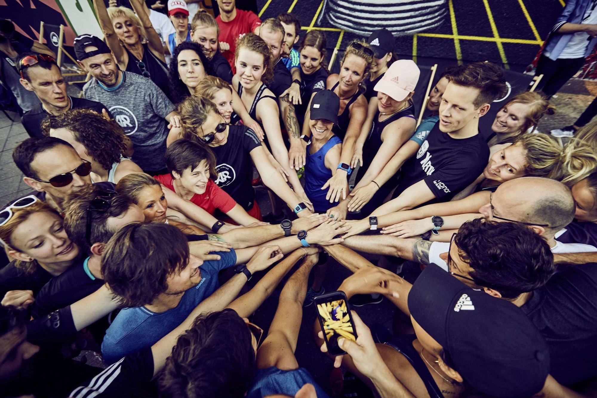Сообщество по интересам: 6 лучших беговых клубов Киева