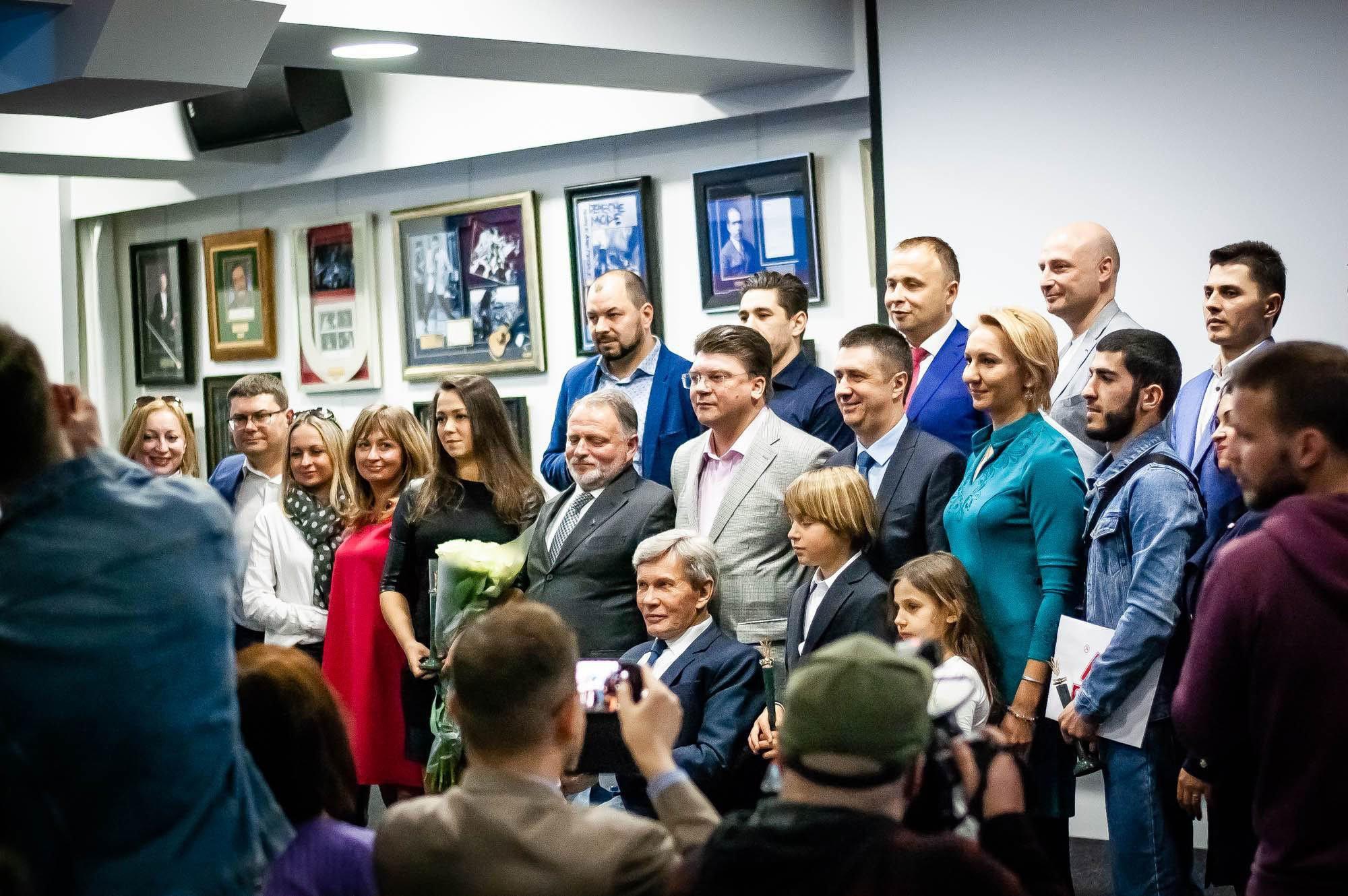 У Києві відбулася церемонія нагородження премії «Зірки спортивного року»: як це було