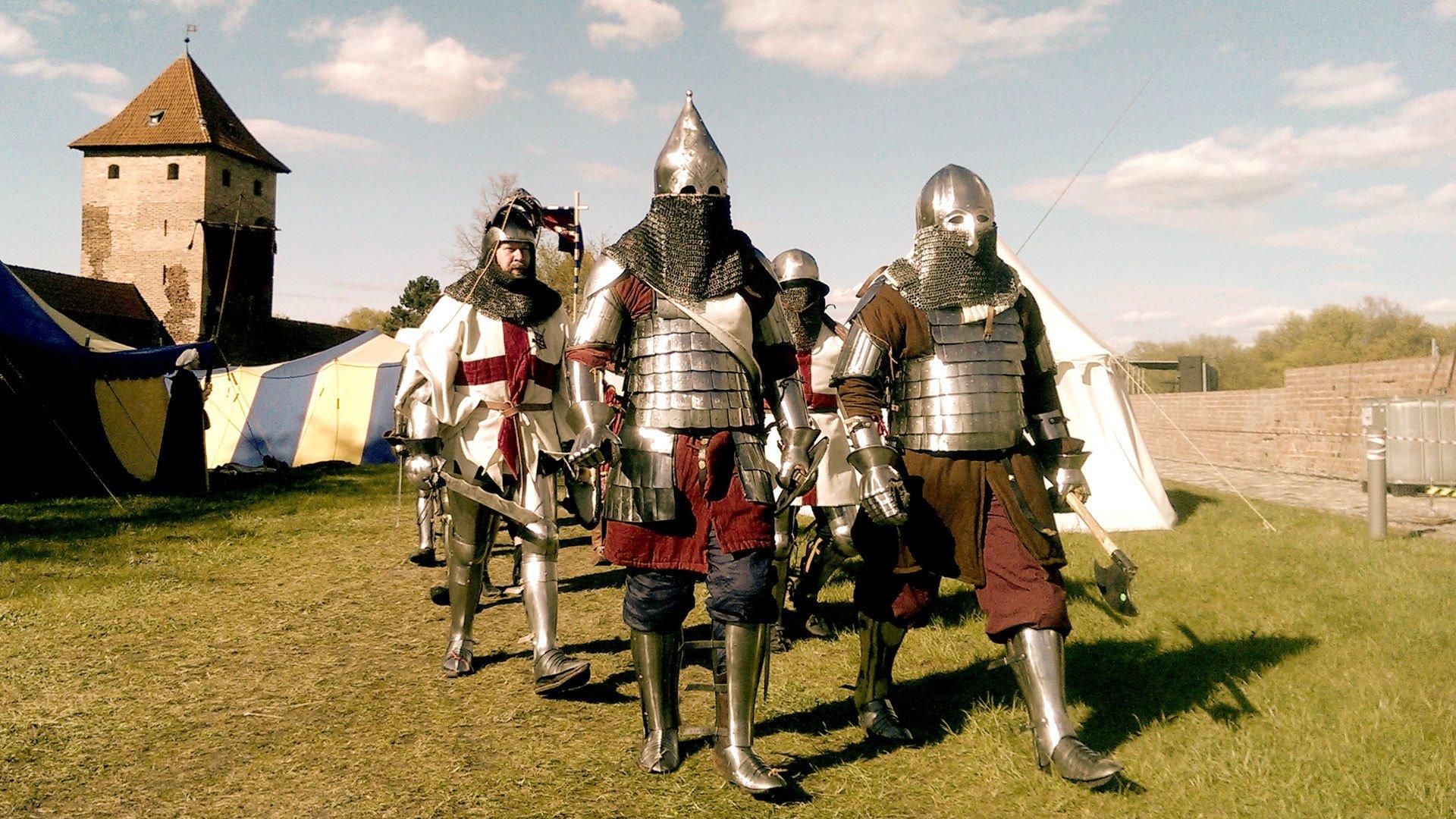 Чемпіонат світу з середньовічного бою та Олімпійський день: кращі спортивні івенти Києва 14-19 травня