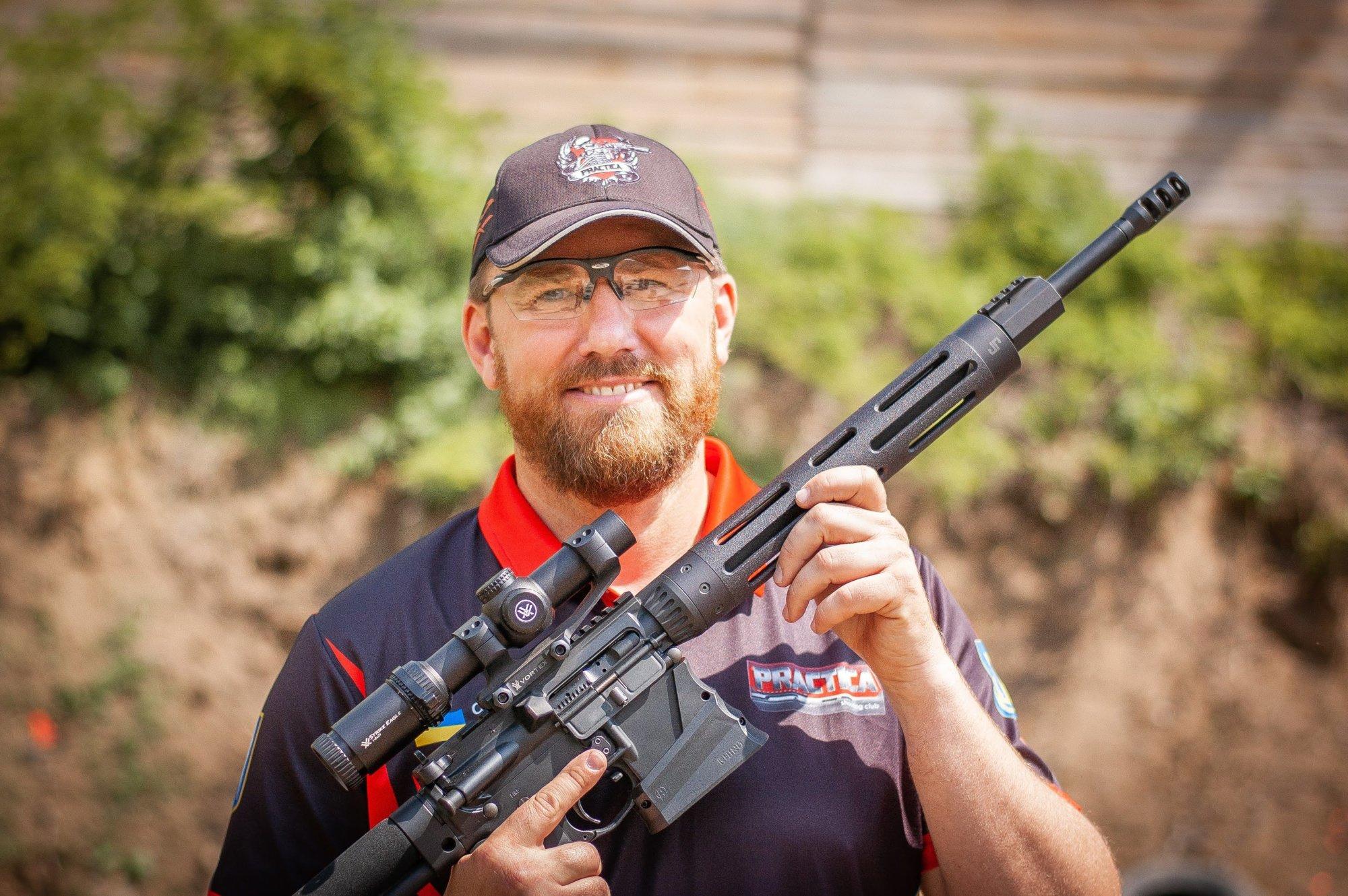 Не страшно, а увлекательно: Олег Даценко о практической стрельбе и её пользе