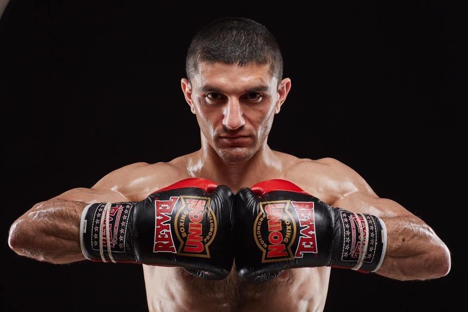 Чемпіон світу WBA Артем Далакян захищатиме титул у Києві
