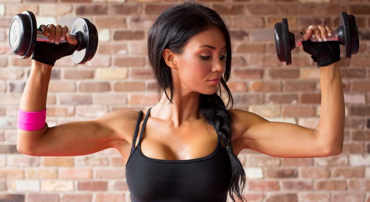 Как похудеть в руках: комплекс упражнений и полезные советы