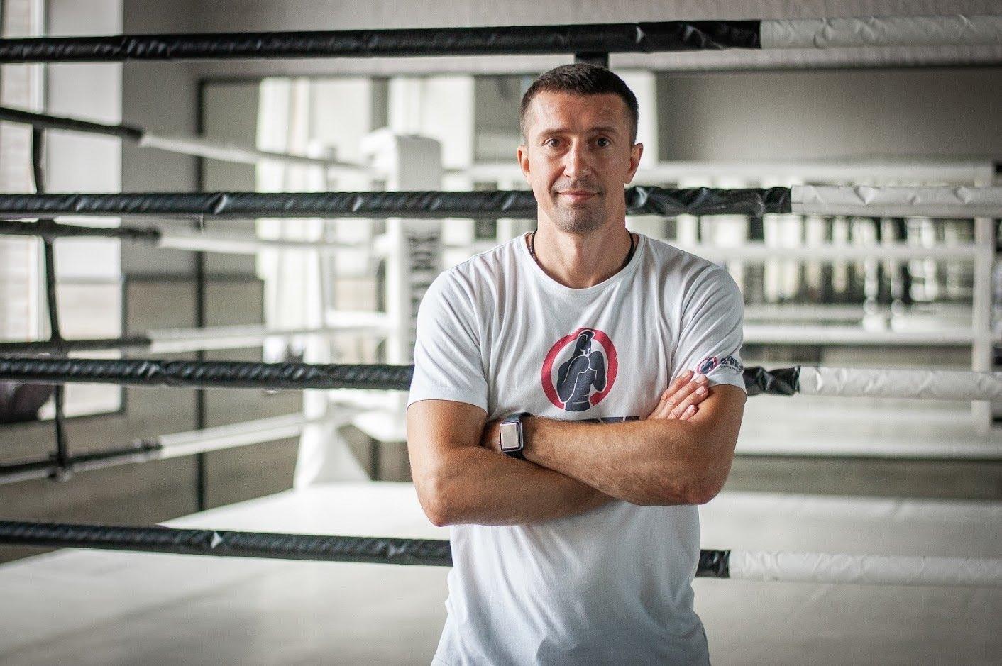 В'ячеслав Сенченко: Кожен всередині повинен бути чемпіоном