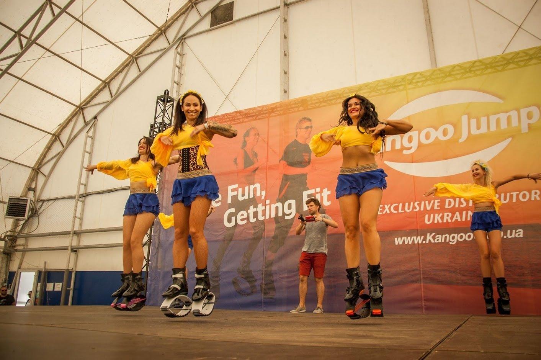 Оксана Мошеску – о Kangoo Jumps, фестивале и его особой атмосфере