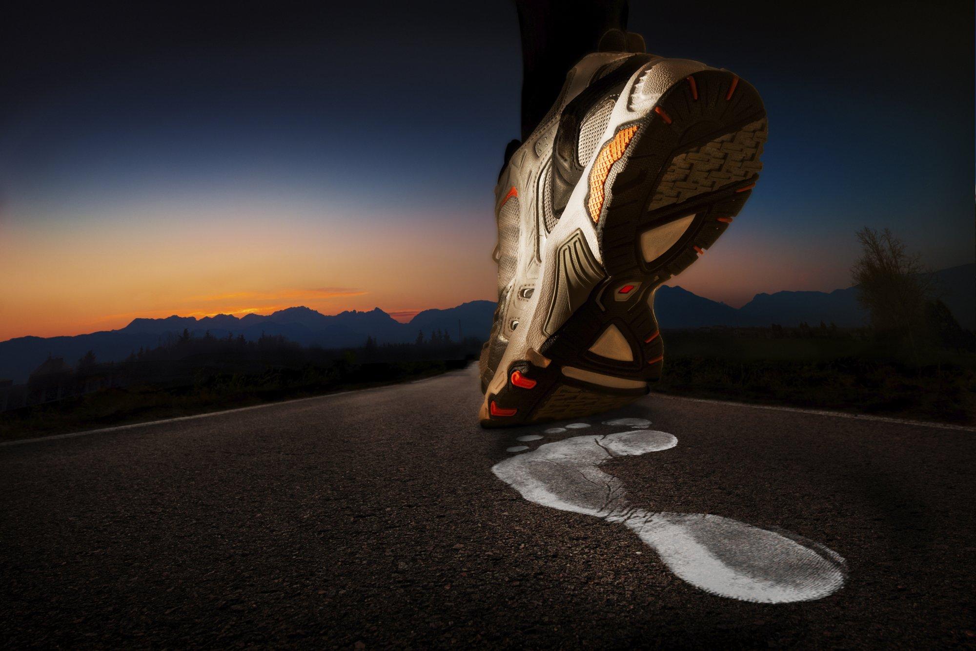 Еволюція бігових кросівок: від простої гумової підошви до 3D-матеріалів
