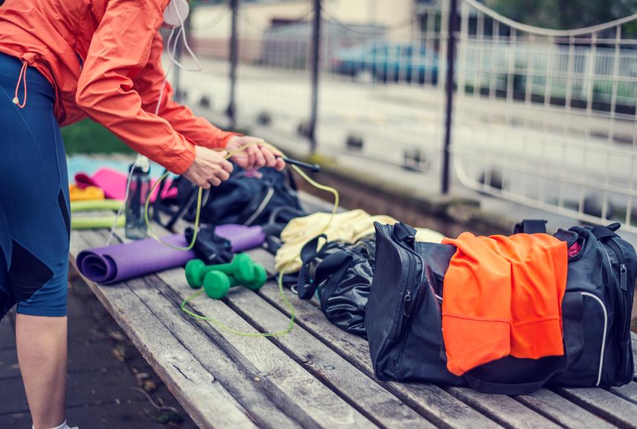 Must have: список речей для тренувань на свіжому повітрі