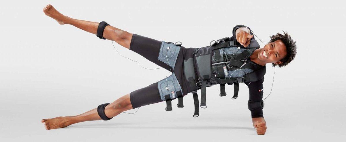 Космические тренировки: что такое EMS-фитнес