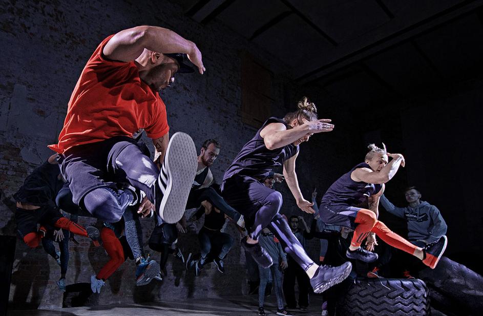 Тренируйся в ритме танца: как брейклетикс покоряет мир