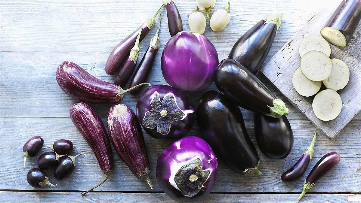 В чем польза и уникальность фиолетовых овощей и фруктов