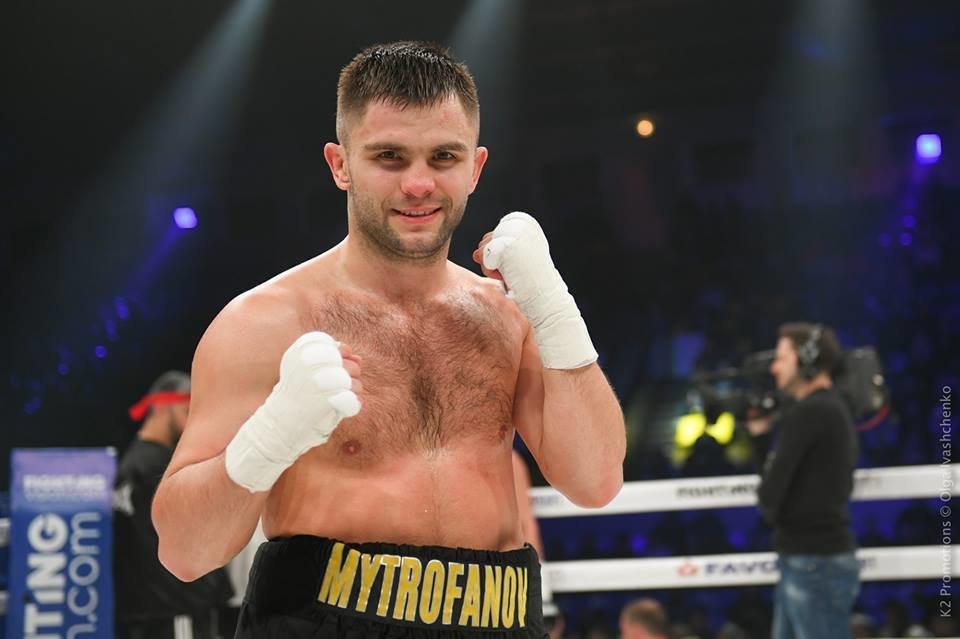 Дмитрий Митрофанов: Хочу стать чемпионом мира