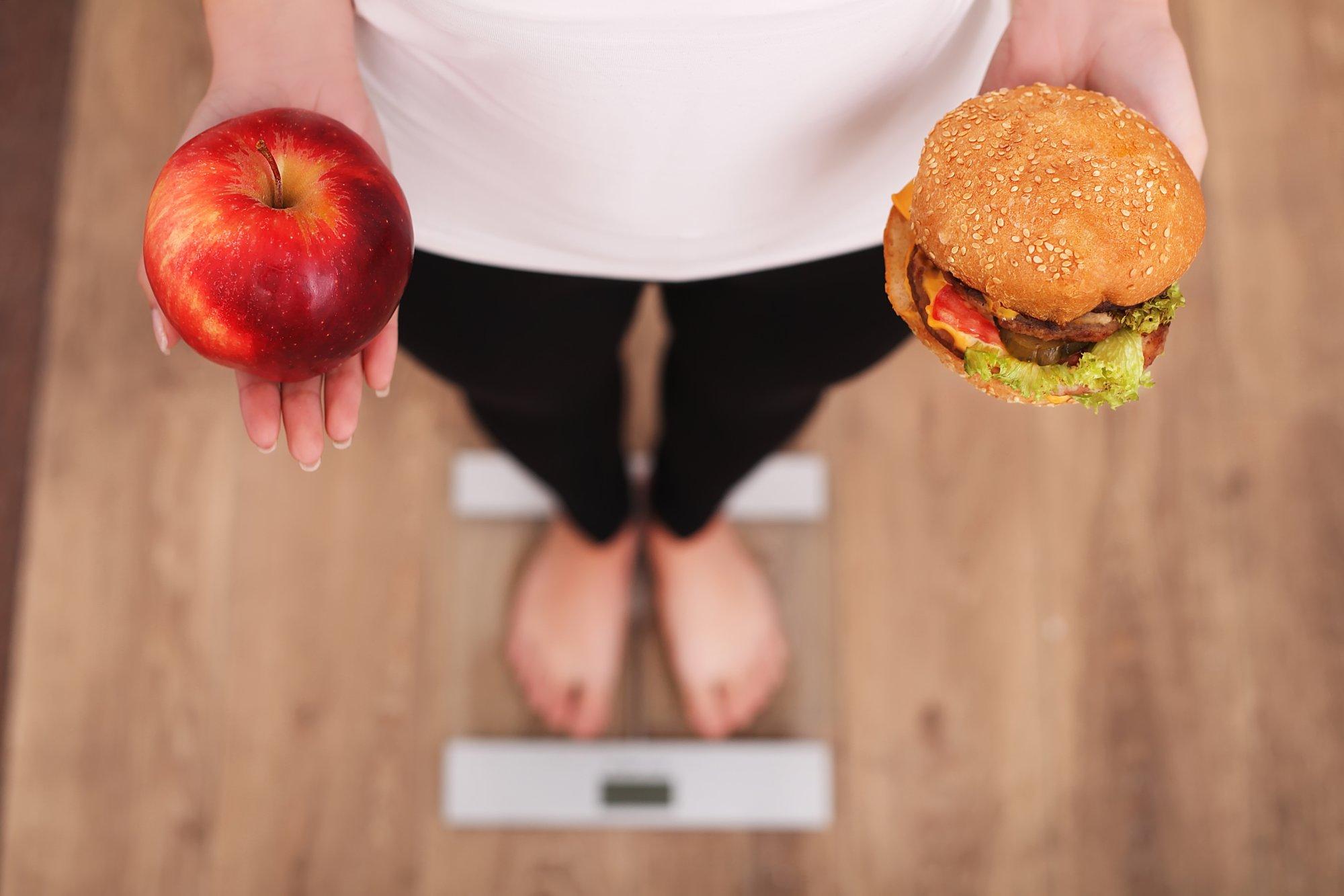 Як не зірватися під час схуднення: 6 лайфхаків