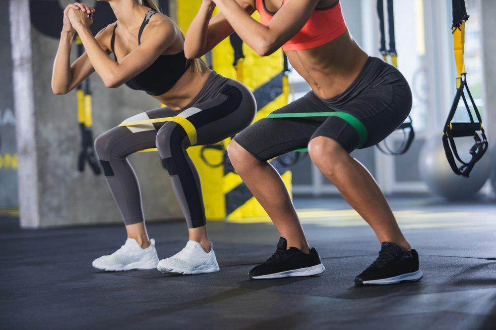 Фитнес-резинки: в чем их преимущество?