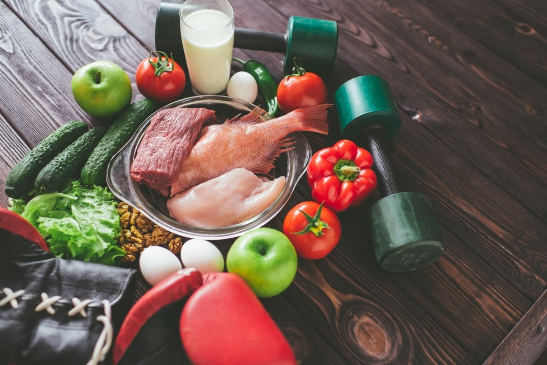 Потребление белков и занятия спортом: что нужно знать