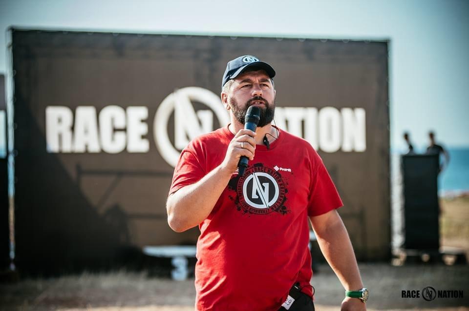 Організатор Race Nation Юрій Подлєсний: Хочемо заразити населення вірусом здоров'я