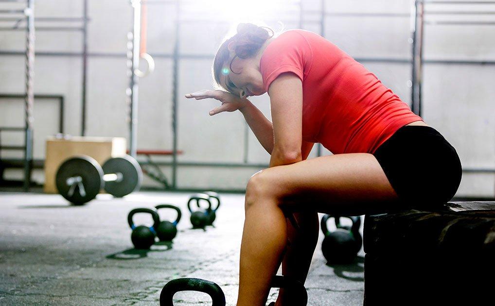 Как не навредить себе во время занятий спортом