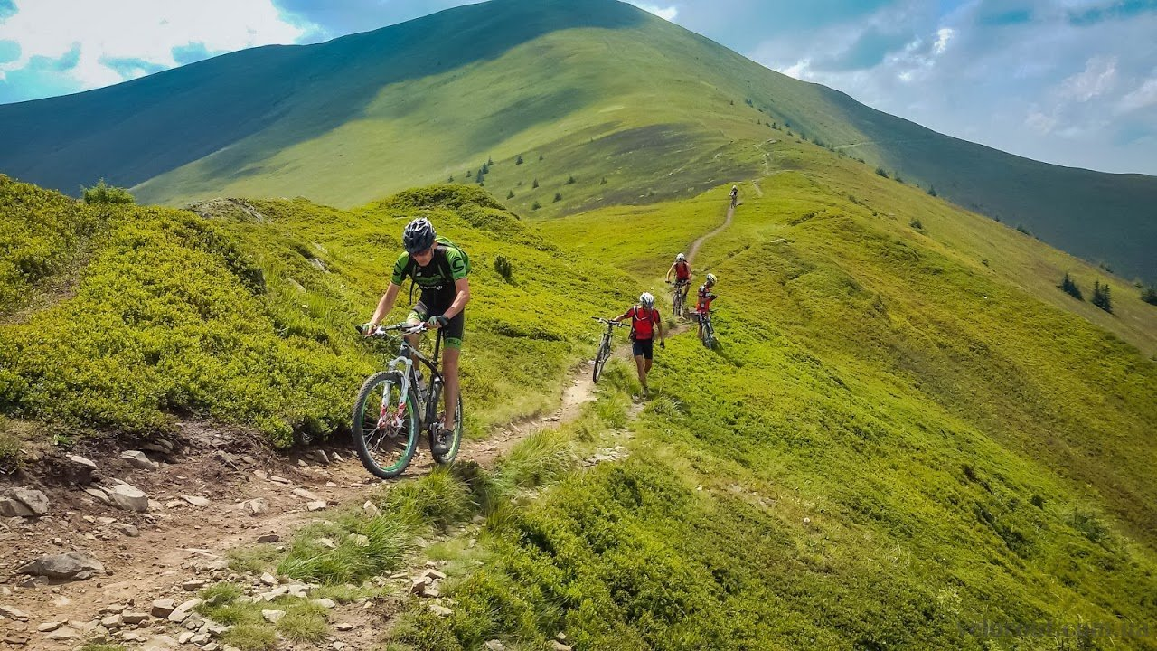 Спорт и туризм: 7 самых красивых велосипедных маршрутов Украины