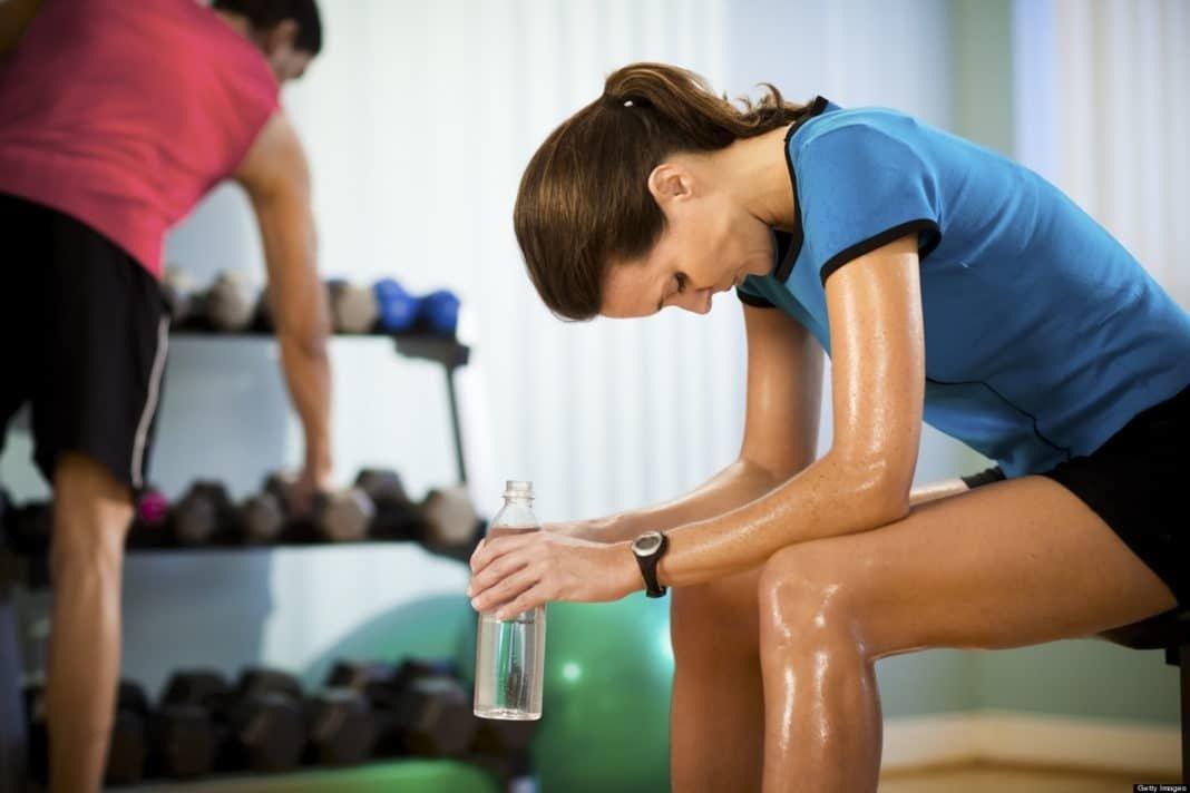 Тренировки и простуда: что нужно знать