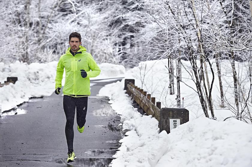 Плюсы тренировок на свежем воздухе в холодное время года