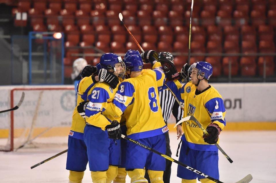 У Києві стартував молодіжний чемпіонат світу з хокею