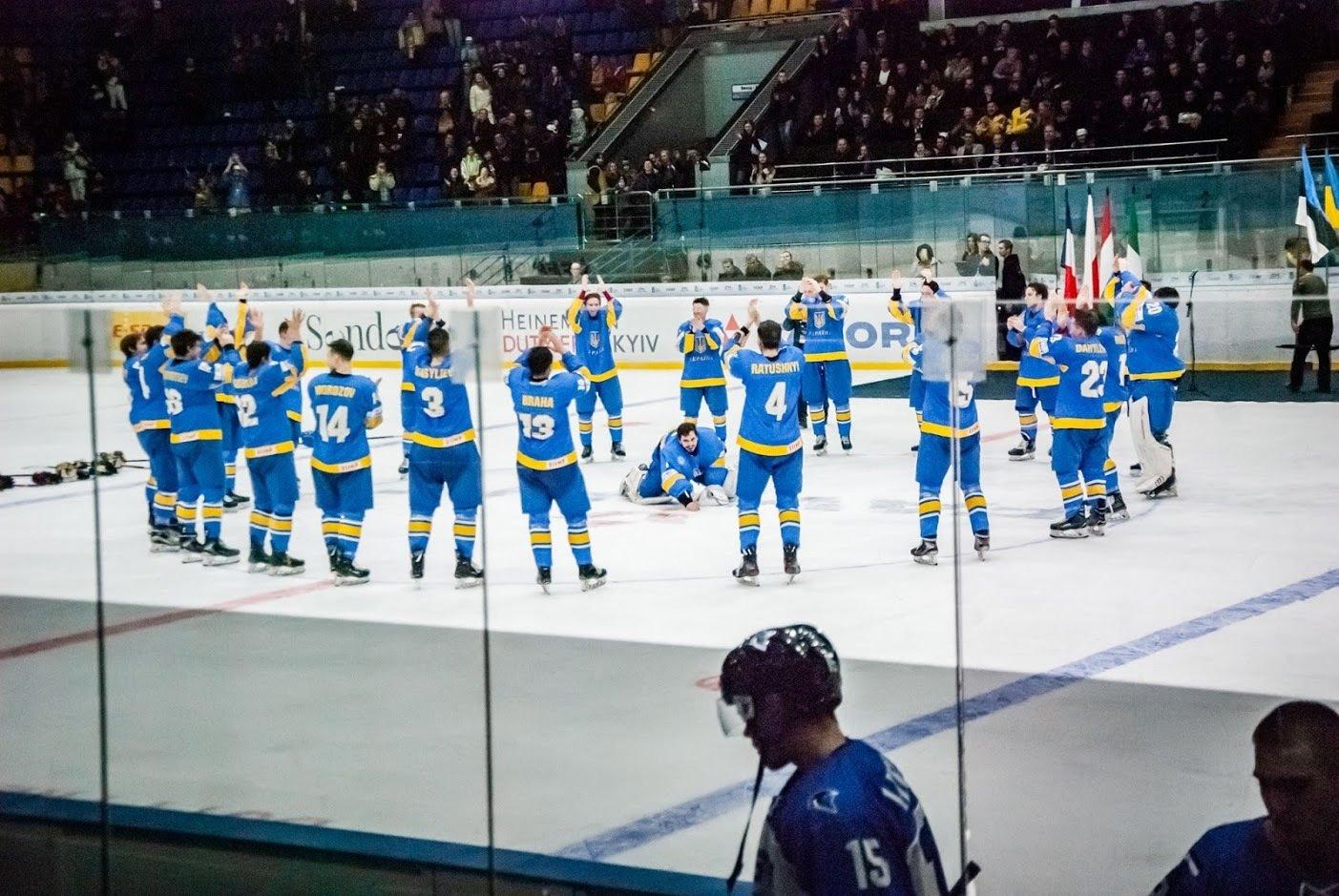 В Киеве состоялся молодежный чемпионат мира по хоккею: как это было