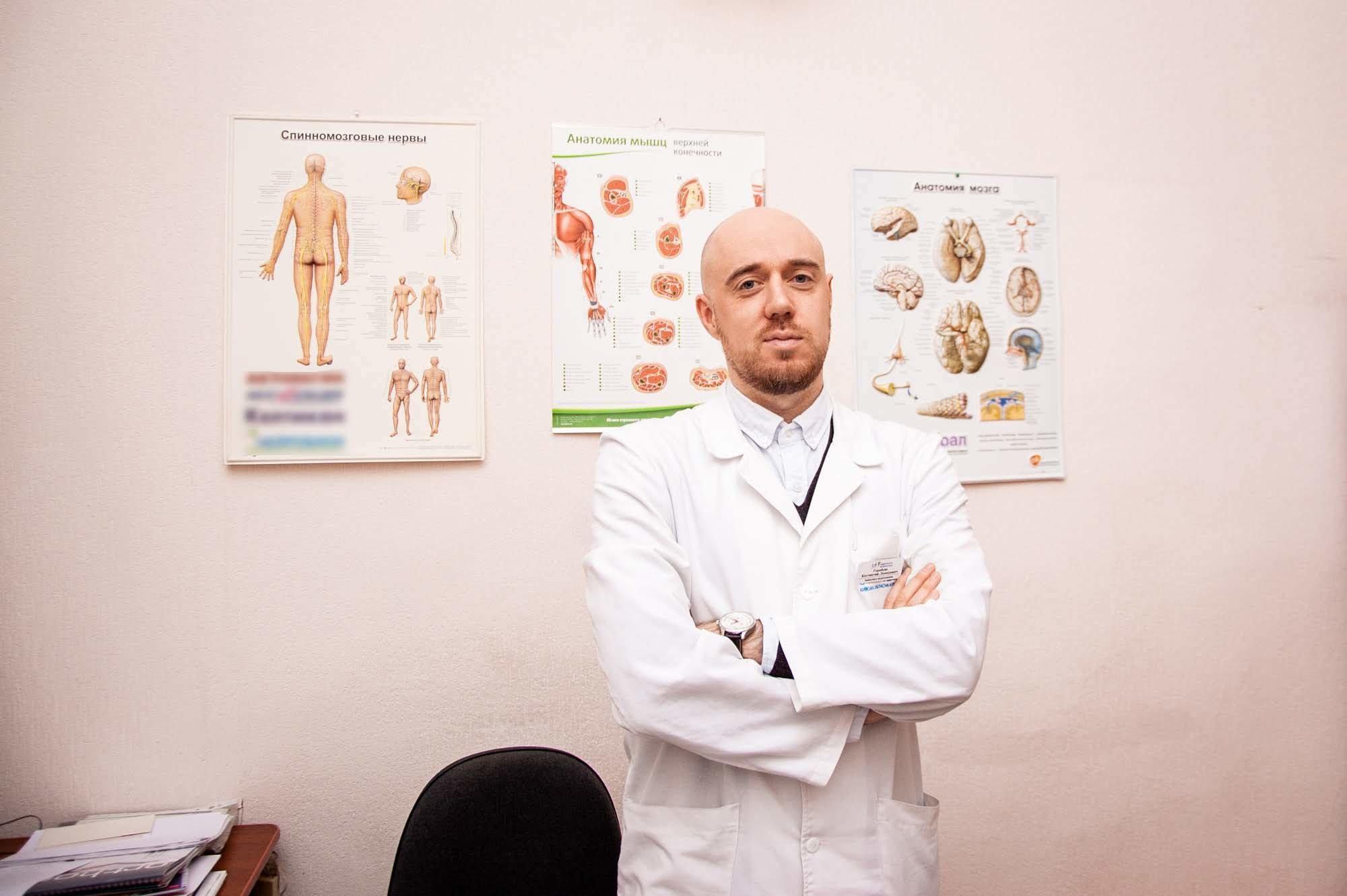 Реабилитолог Константин Горобец о спортивных травмах, методах их лечения и профилактики