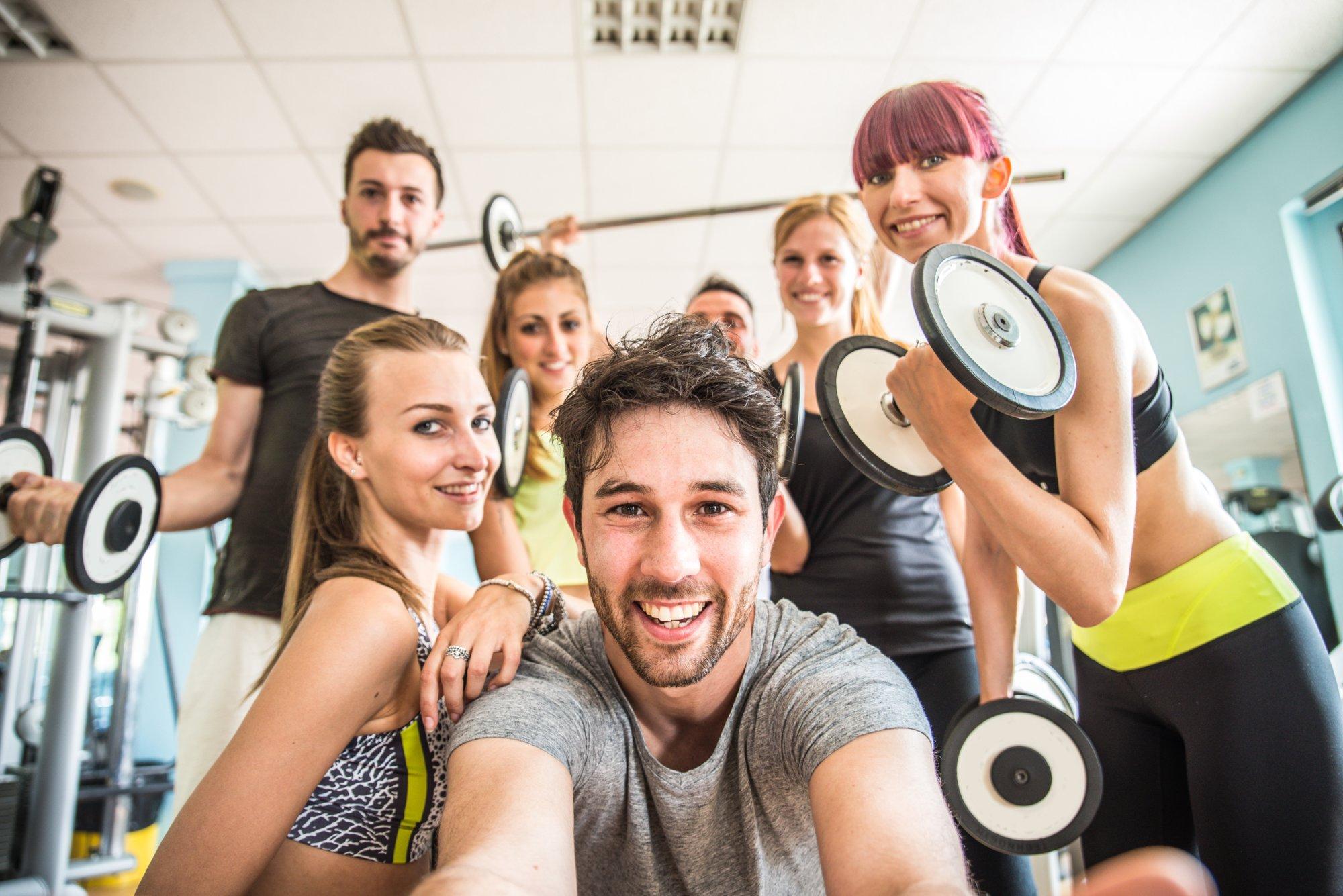5 причин тренироваться вместе с другом