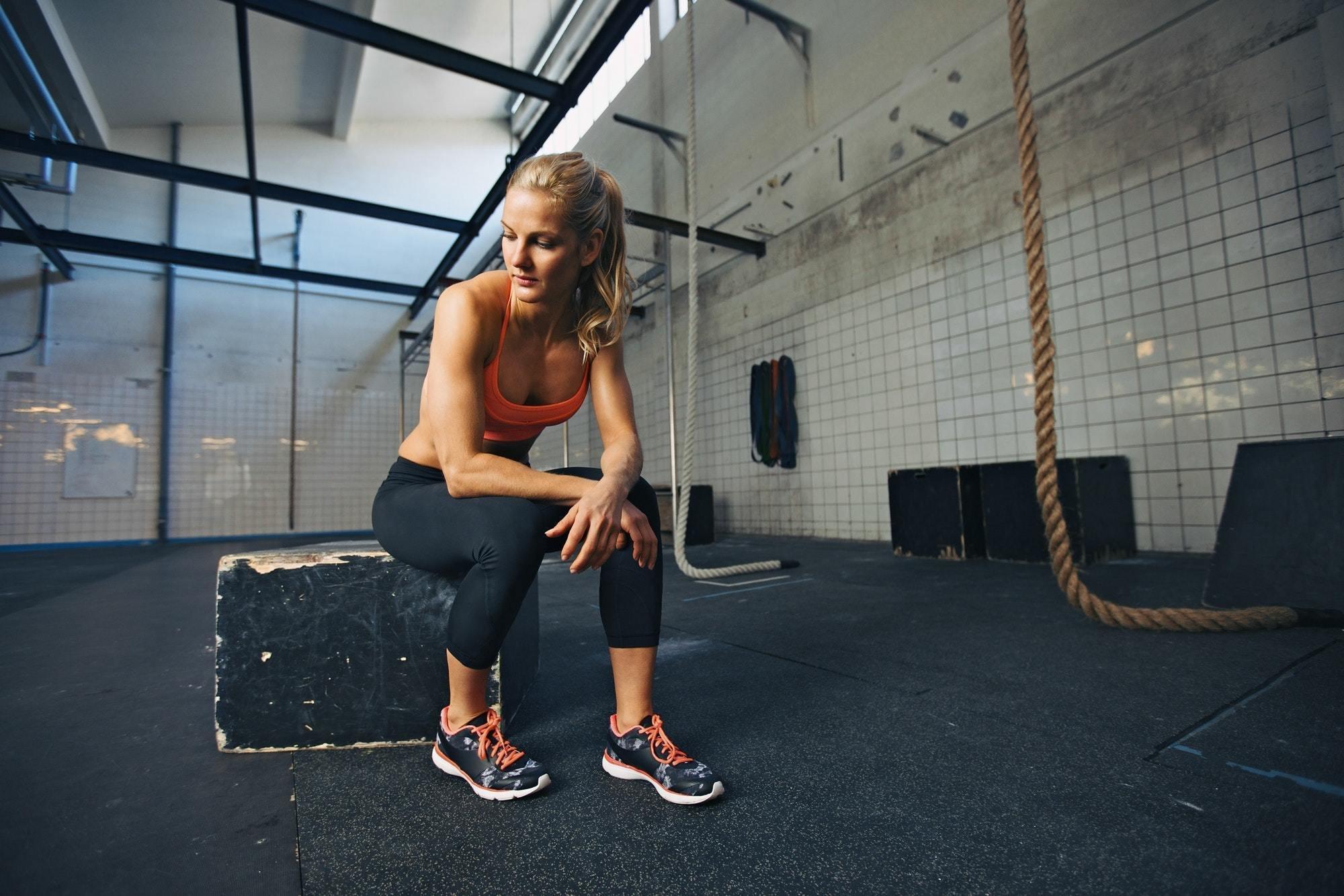 6 признаков того, что вы переборщили с тренировками