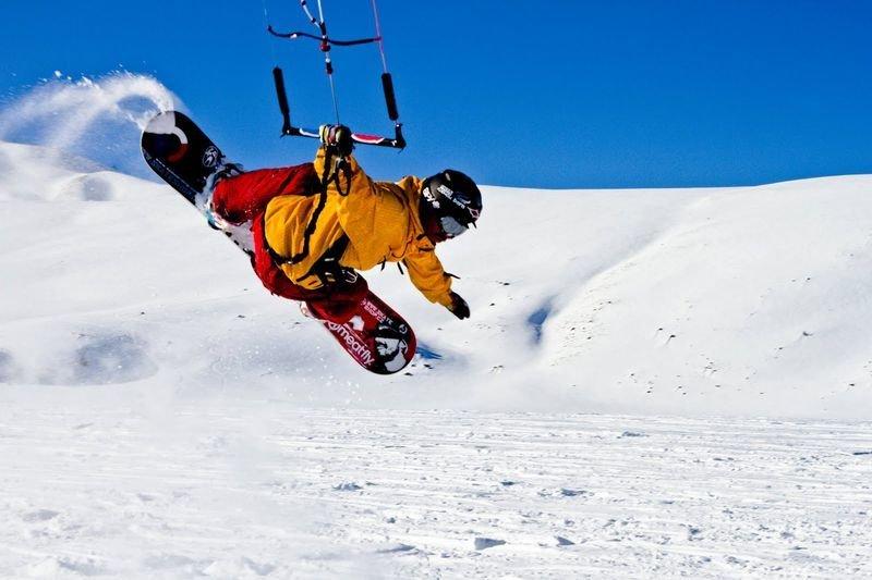 Як почати займатися сноукайтингом: розповідає команда Spot Guide