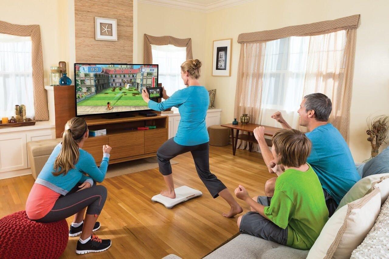 3 електронні ігри, що допоможуть спалити калорії