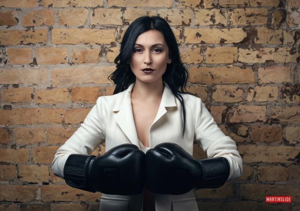 Вице-президент Лиги женского бокса Мирослава Пеганова: Мы постоянно сталкиваемся с критикой