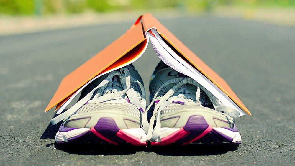Топ 6 книг про бігові тренування