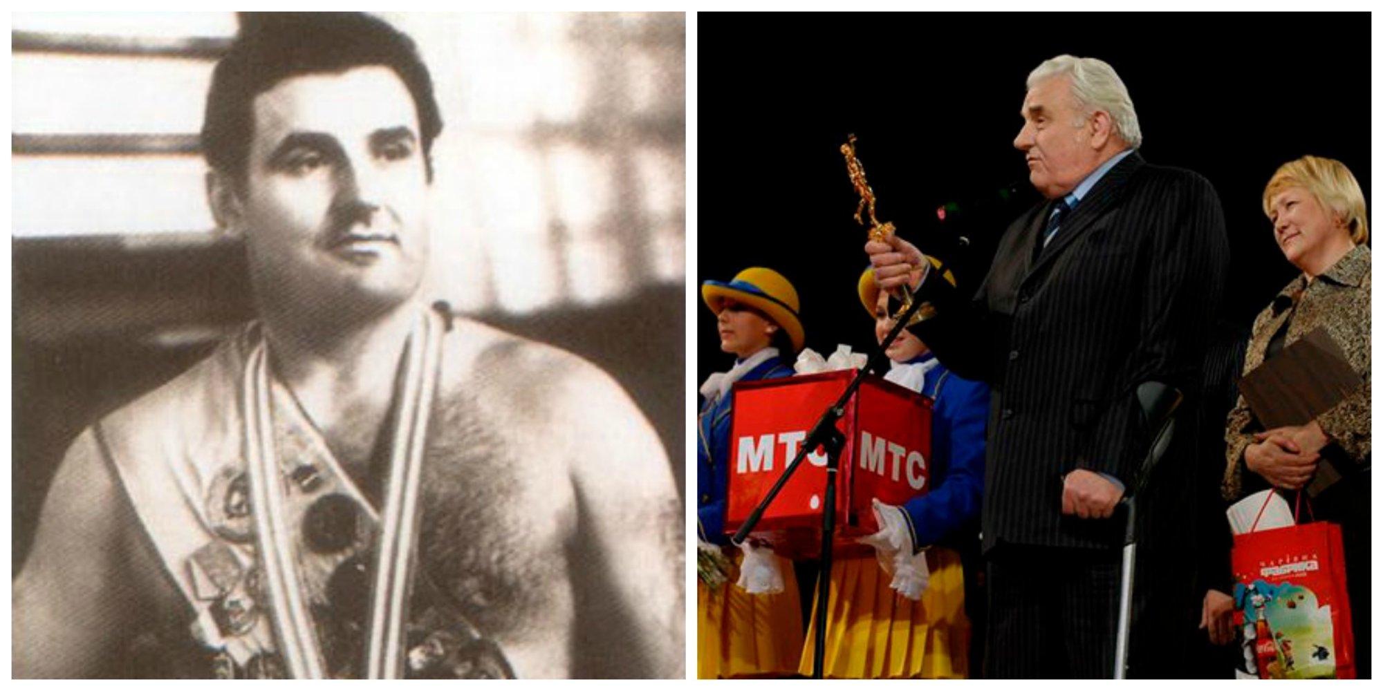 Легенда украинского спорта продал золотую олимпийскую медаль за 3,5 тысячи долларов