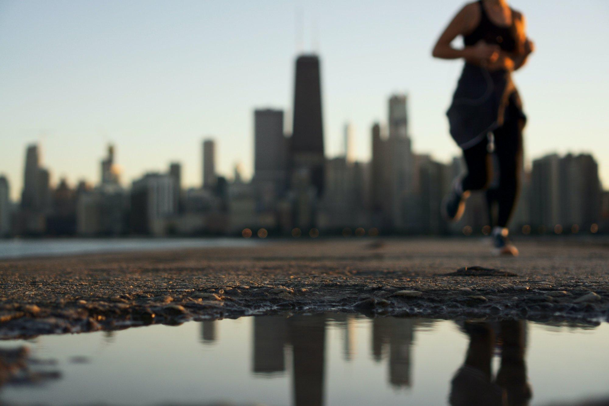 4 распространенные ошибки во время бега